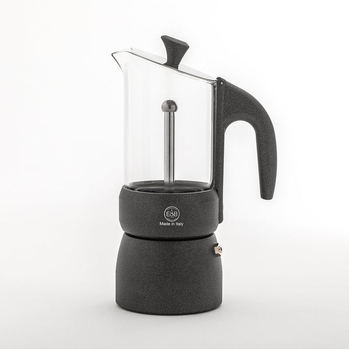 GLASS Moka Pot       -15% discount