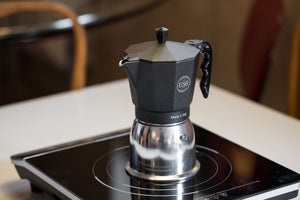 Moka Pot Induction 6 cup
