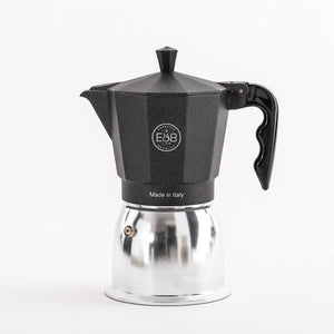 Moka Pot Induction 6 cup     -15% discount