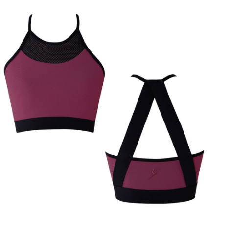 Serena Crop Top - Gemini Collection