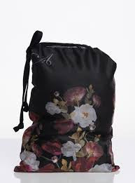 Shoe bag in Autumn Bloom Print