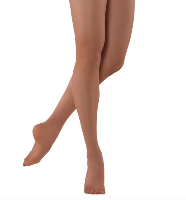 Sheer Dance Pantyhose - Adult