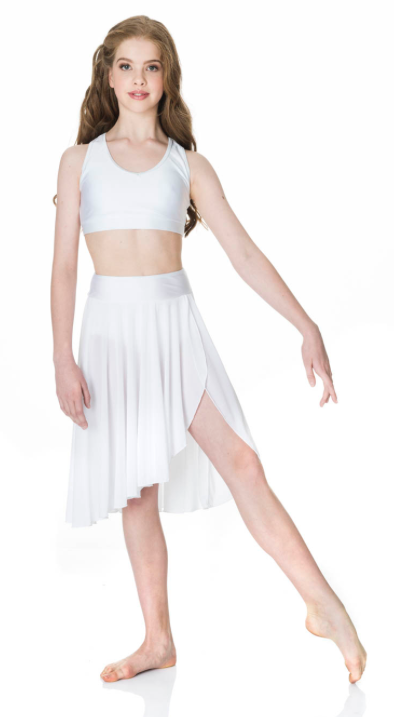 Inspire Mesh Skirt - Girls