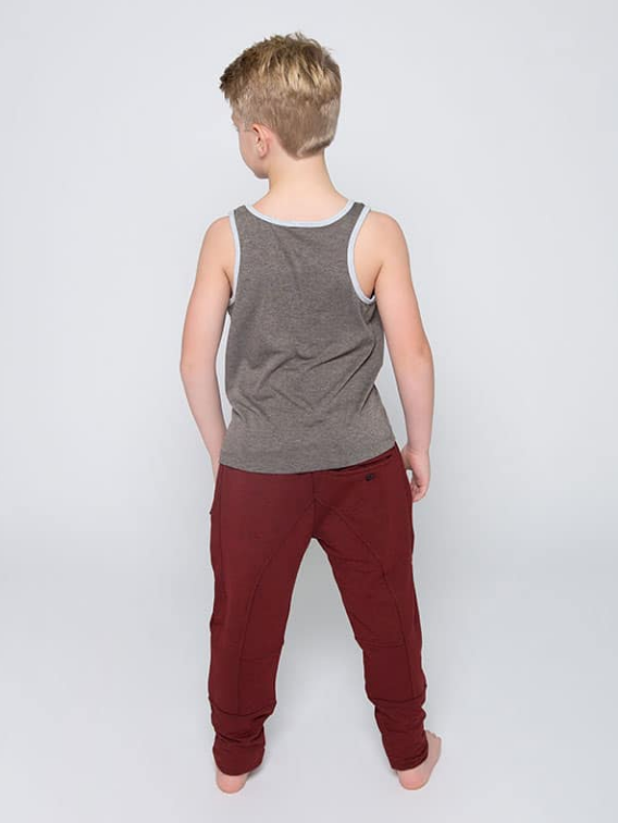 Barcode Rebel Tank - Youth