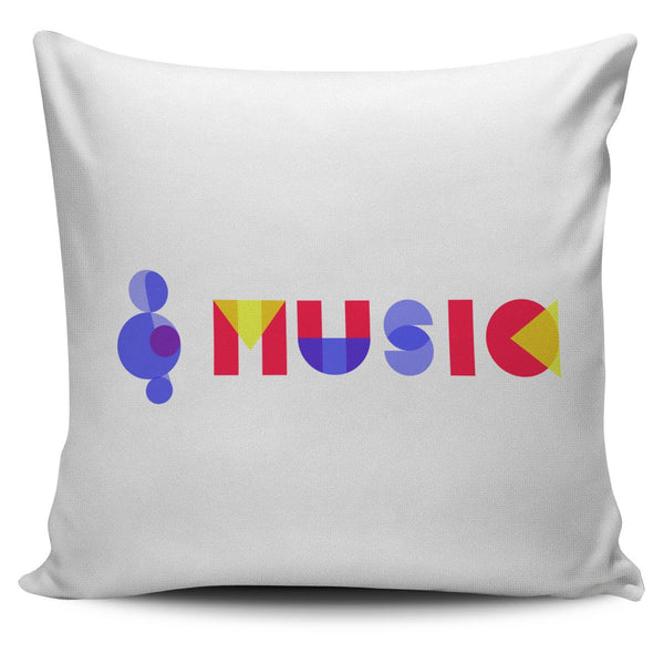 Bauhaus Music Pillow Cover