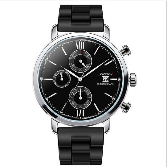 Chronograph Men's Watch - PEARLY MUSIC