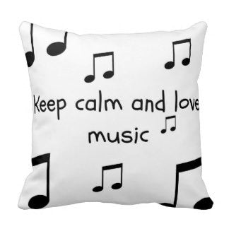MUSIC PILLOW 1 - PEARLY MUSIC