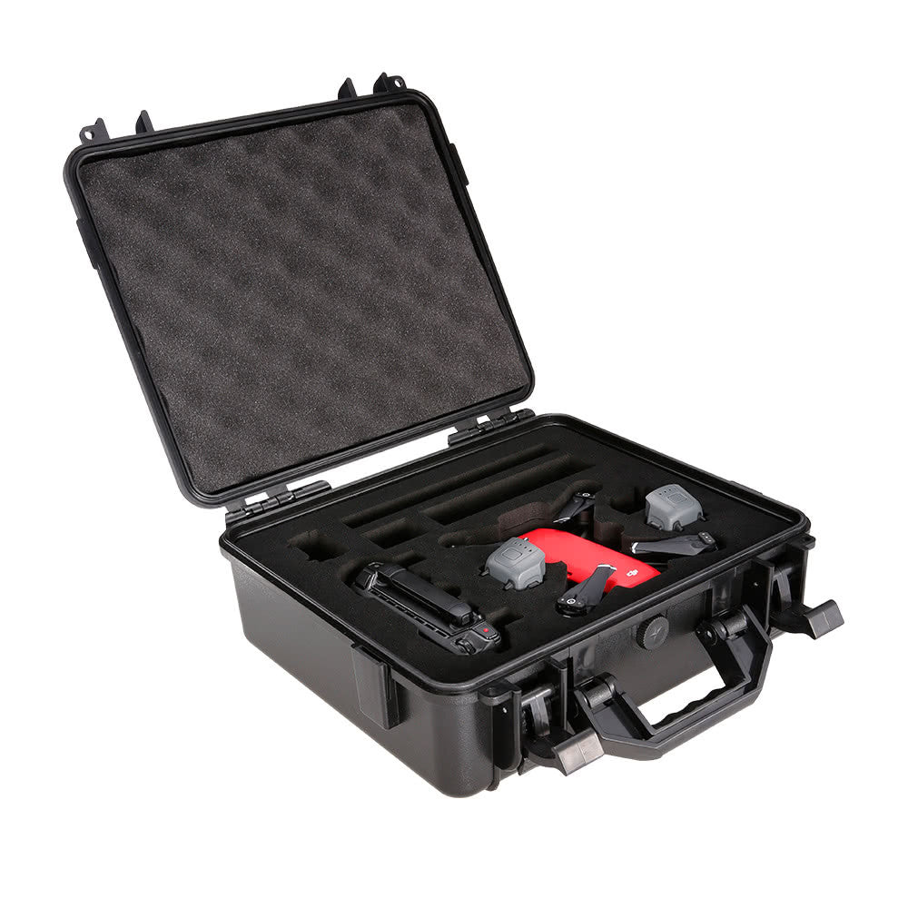 Hardshell Waterproof Suitcase For DJI Spark FPV RC Quadcopter - Santas Gadget Helper