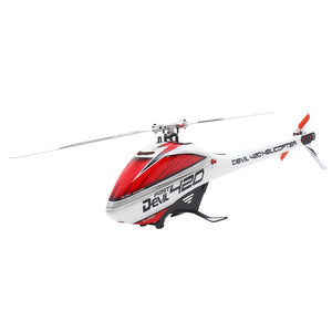3D Helicopter Super Combo Set with Motor ESC Servo Gyro - Santas Gadget Helper