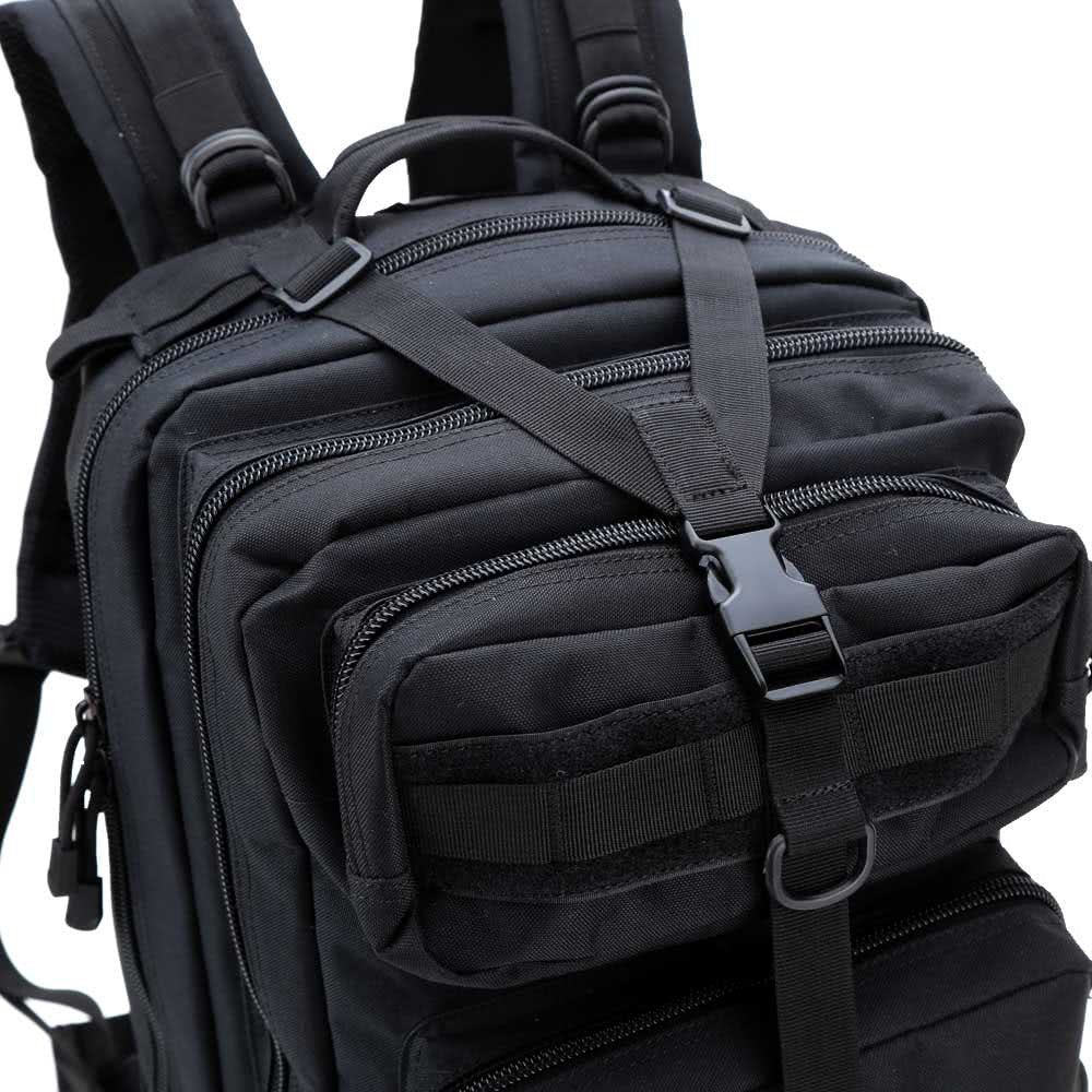 45L MOLLE Multifunction Military Rucksack Outdoor Tactical Backpack - Santas Gadget Helper
