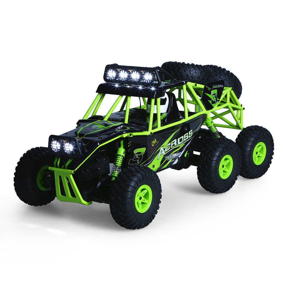 Electric Off-Road Rock Crawler Climbing RC Buggy Car - Santas Gadget Helper