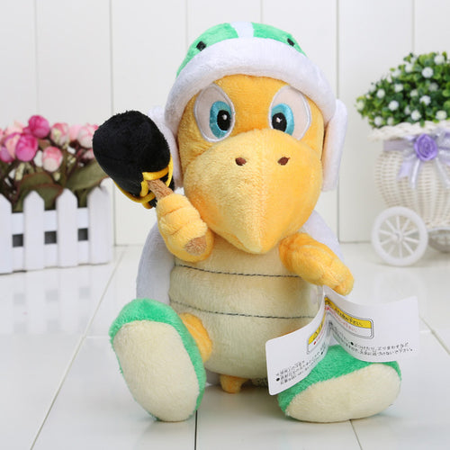 Super Mario Bros 'Koopa with Hammer' Plush Toy