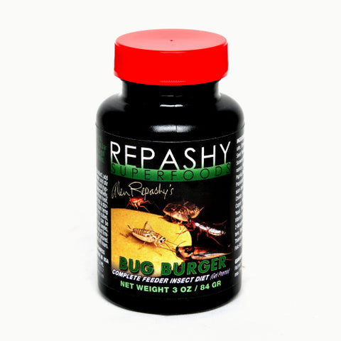 Repashy Bug Burger 3 oz. (85g) JAR