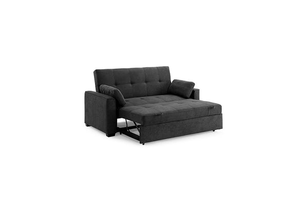 Nantucket Sofa Sleeper - Charcoal