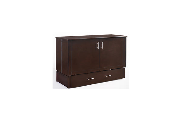 Sagebrush Murphy Cabinet - Dark Chocolate