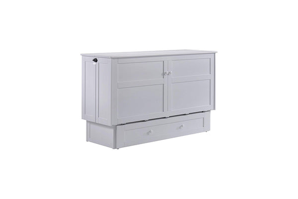 Clover Murphy Cabinet - White