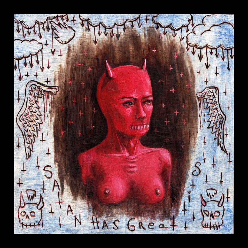 Jeremy Cross - Satan Has Great Tits