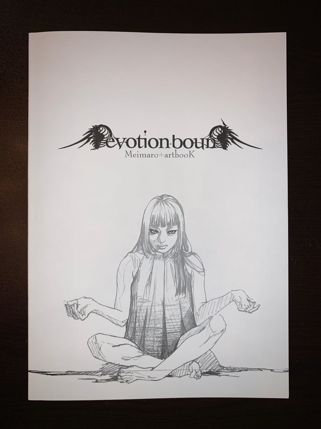 Devotion Bound Book