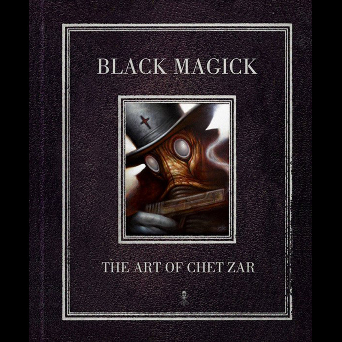 BLACK MAGICK: The Art of Chet Zar
