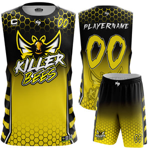 Killer Bees Dri-Fit Uniform