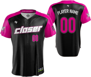 KitBeast Closer Jersey