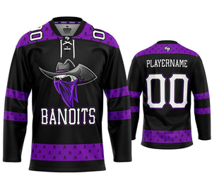 KitBeast Bandit Hockey Jersey
