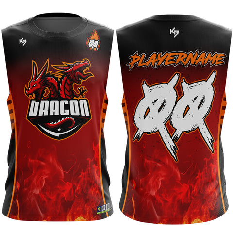 Dragon Dri-Fit Jersey