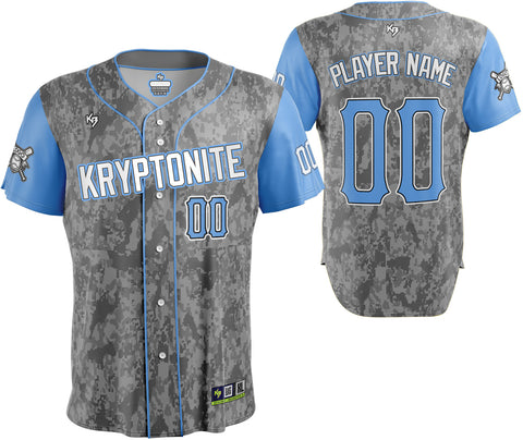 KitBeast Kryptonite Jersey