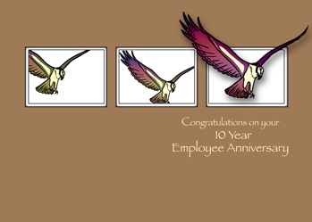 3962 10 Year Employee Anniversary
