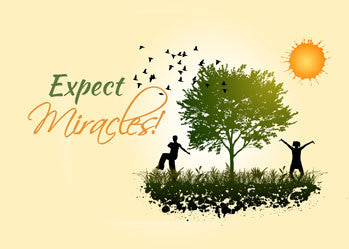51854 Expect Miracles Recovery Encouragement