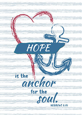 52315 Hope is Anchor, Religious Encouragement