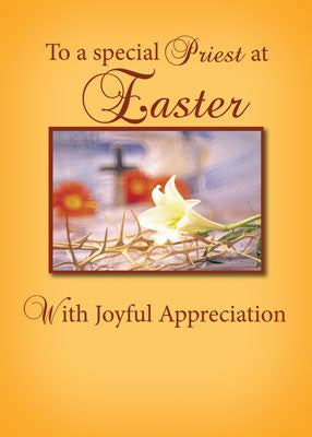 51871 Easter Priest Appreciation