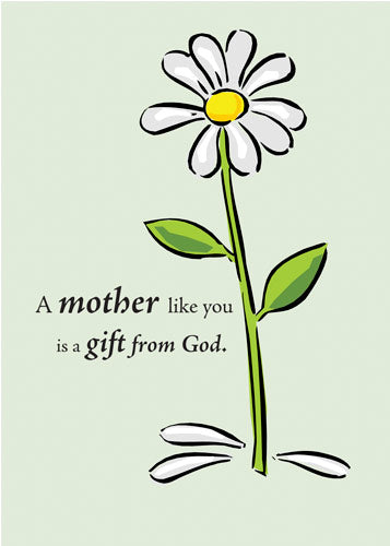 2703AB Mother Birthday Gift from God