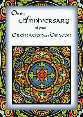 4454 Deacon Ordination Anniversary Color