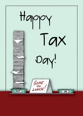 4450 Happy Tax Day, Humorous