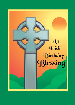 4435 Irish Birthday Blessings