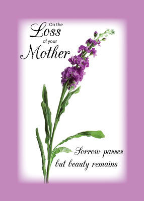 4466 Loss of Mother Purple, Religious