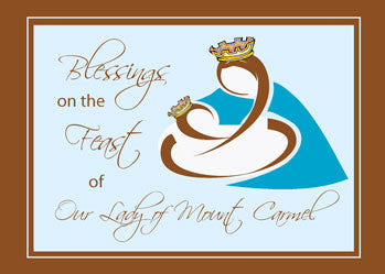 4449 Blessings on Feast Day of Our Lady of Mount Carmel
