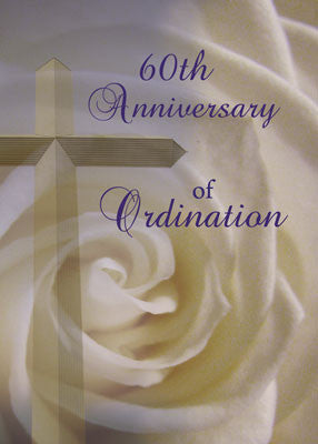 4419 60th Anniversary Ordination