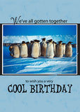 4092L From Group Penguin Birthday