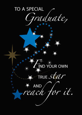 3729A Graduate, Guy Graduation Star