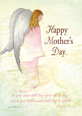51944BC Grandmother, Mother's Day Religious  Angel