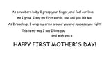 51903 My Mommy's First Mother's Day