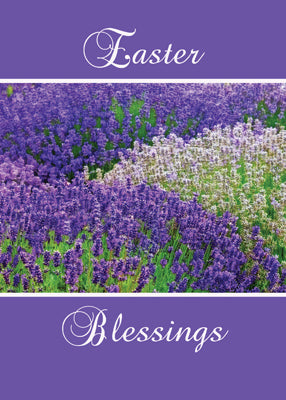 52515AC Easter Rejoicing, Lavender Flower