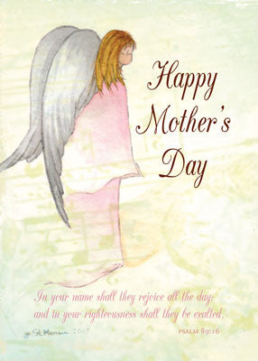 51944AB Mother's Day Angel Religious