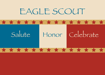 51809 Eagle Scout Congratulations Color Blocks
