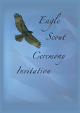 3895 Eagle Scout Ceremony Invitation