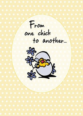 4146 One Chick Easter, Humorous
