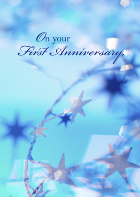 3315 First Anniversary Sparkle