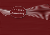 3702 4th Year Employee Anniversary